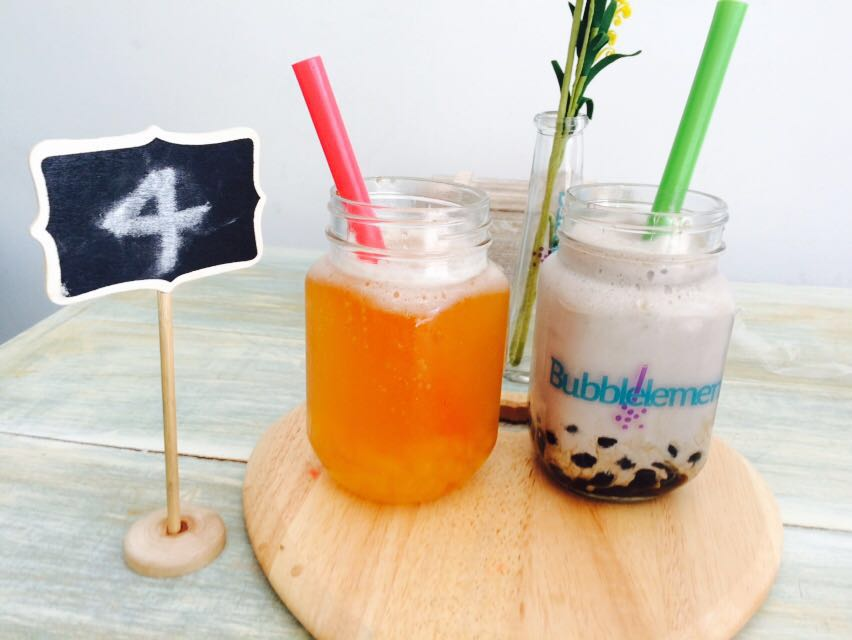 Bubble Tea Sri Lanka Brit Lankan Burberry