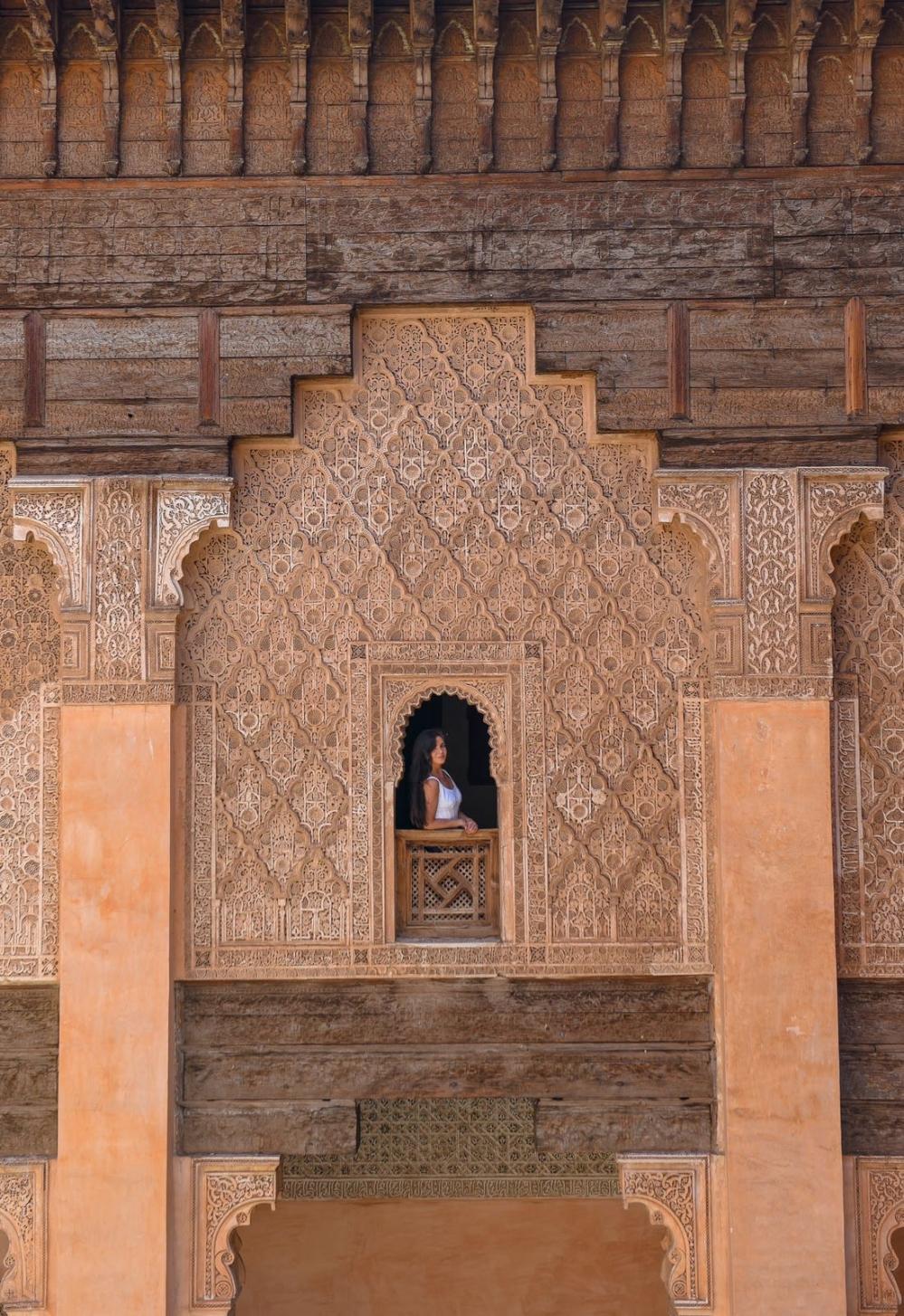 Nastasia Yakoub- Dame Traveller